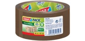 Verpackungsband 50mm 66m braun TESA 58154-00000-00 Eco & Strong Produktbild