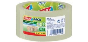 Verpackungsband 50mm 66m transparent TESA 58153-0000 Eco & Strong Produktbild
