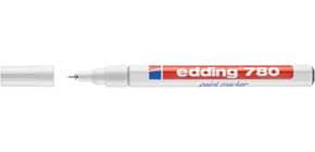 Lackmarker  weiß EDDING 780-049   0,8mm Produktbild