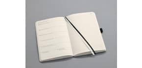 Buchkalender 2021 ca. A6 schwarz CONCEPTUM C2125 Produktbild