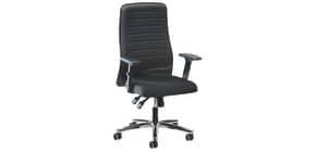 Drehstuhl mit AL  schwarz PROSEDIA 30024444 Eccon plus Produktbild