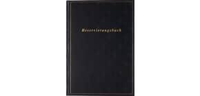 Reservierungsbuch schwarz RIDO 70-27 403 901 Balacron A4 1 Tag = 1 Produktbild