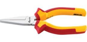 Flachzange VDE 16cm rot/gelb FORTIS 600048969 Produktbild
