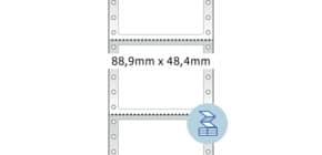 Endlosetikett 88,9x48,4 HERMA 8204 Produktbild