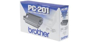 Thermotransferrolle BROTHER PC201 Produktbild
