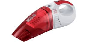 Staubsauger 6 Akkus rot/weiß KALORIK KS 1000 Naß Trock. Produktbild