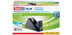 Tischabroller 15mmx10m schwarz TESA 59327-00000-00-00 ecoLogo Produktbild