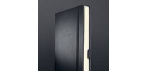Buchkalender 2020 A6 schwarz SIGEL C2015 CONCEPTUM Produktbild