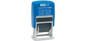 Zwölf-Zweckstempel 4mm COLOP S120W Produktbild