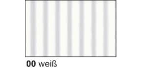 Bastelwellpappe  weiß ProduktbildEinzelbildM