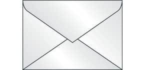 Design Kuvert 25ST transparent SIGEL DU230   C5 100 g Produktbild