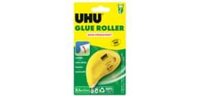Kleberoller Dry&Clean ablösbar UHU 50520 Einweg Produktbild