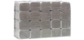 Falthandtuch Brillant 1lg naturweiß 186005910 5000BL Produktbild