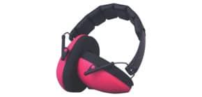 Gehörschutz pink STYLEX 42301 Stilles Lernen Produktbild