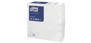 Servietten Zelltuch 100ST weiß TORK 509335 1/4 Falz Produktbild