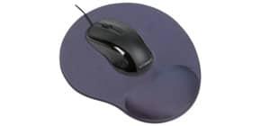 Mousepad schwarz 64020 Q-CONNECT KF02213 m.Gelauflage Produktbild