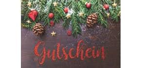 Weihnachtsgutscheinkarte 23-1141 Bild Produktbild