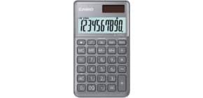 Taschenrechner 10-stellig grau CASIO SL-1000SC-GY Produktbild