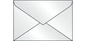 Design Kuvert 25ST transparent SIGEL DU030   C6 100 g Produktbild