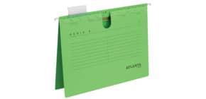 Hängehefter kfm. Heftung A4 grün Atlanta 2655814500 Produktbild