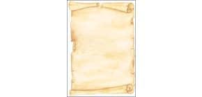 Design Papier A4 90g Pergament SIGEL DP235 50 Blatt Produktbild