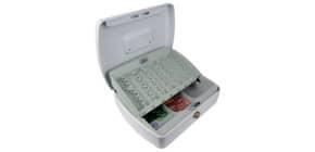 Geldkassette weiß BURG-WÄCHTER ZK 2257 EURO Produktbild