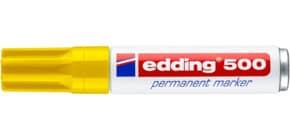 Marker  gelb EDDING 500-005   M Produktbild