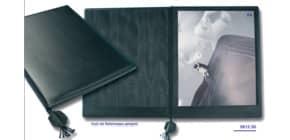Urkundenmappe A4 schwarz Produktbild