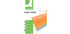 Inkjet Papier A4 200BL Q-CONNECT KF01553 100g Produktbild