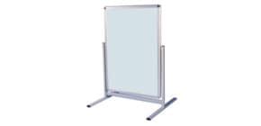 Plakatständer A1 sil/elox FRANKEN BS1302 Produktbild