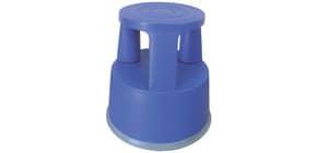 Rollhocker Kunststoff blau Q-CONNECT KF00635 Produktbild
