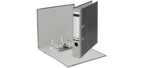 Ordner Pappe A4 5,2cm grau LEITZ 10505085 Produktbild