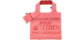 Einkaufstasche 48x65cm #ANYBAGS 17121 Cinderella Produktbild