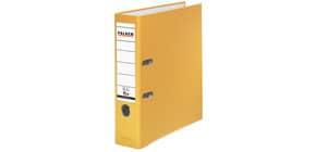 Ordner S80 8cm gelb FALKEN 9984048 PP-Color Produktbild