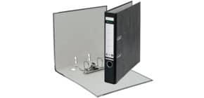 Ordner Pappe A4 schwarz LEITZ 1050-50-95 180° Produktbild