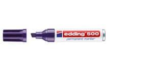 Marker  violett EDDING 500-008   M Produktbild