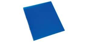 Ringmappe transluzt blau Q-CONNECT KF02910 A4 2R 16mm Produktbild