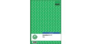 Aufmassbuch A4 50BL SIGEL AM415 A4H,50BL Produktbild