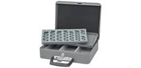 Geldkassette Standard grau WEDO 149 658012 Produktbild