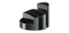 Köcher Rondo schwarz HAN 17460-13 9Fächer Produktbild