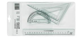Zeichengarnitur 4tlg.rauchgrau RUMOLD Z210 Pl. i.Etui Produktbild