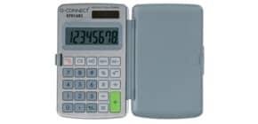 Taschenrechner 8-stellig Solar Q-CONNECT KF01602 57x100x9,5mm BxHxT Produktbild