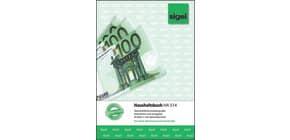 Haushaltsbuch A5 hoch 40 Blatt SIGEL HA514 Produktbild