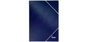 Dreiflügelmappe A4 d.blau ProduktbildEinzelbildM