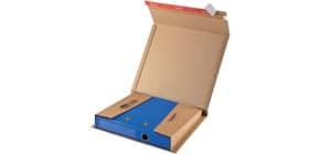 Versandkarton Ordner für A4 braun COLOMPAC 30000255 320x290x35-80mm Produktbild