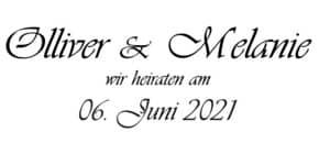 Textstempel + Gutschein max.7 Zeilen TRODAT 4915 Printy Produktbild