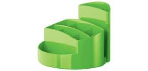 Köcher Rondo hochglänzend grün HAN 17460-90 9Fächer Produktbild