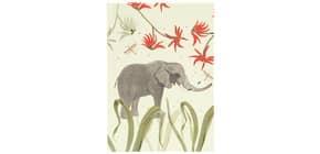 Notizbuch Wild Life Elephant Produktbild