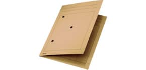 Umlaufmappe A4 chamois LEITZ 39980011 Karton 320g Produktbild