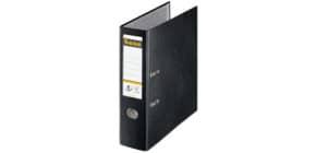 Ordner PP A4 8 cm schwarz BENE 291400SW 105655 Produktbild